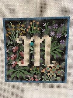 Floral Tapestry Alpha