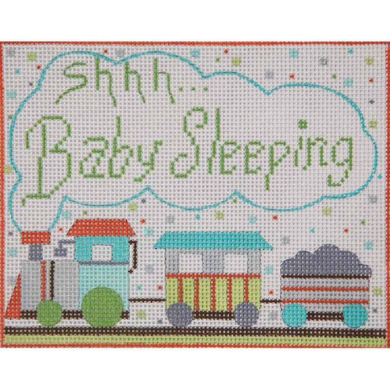 Shhhh Train Sleeping 3664