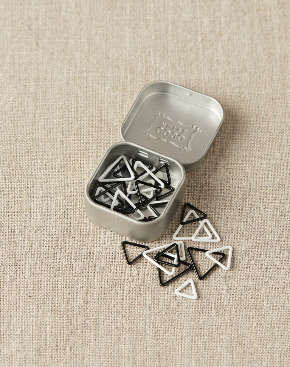 Triangle Stitch Markers-Original