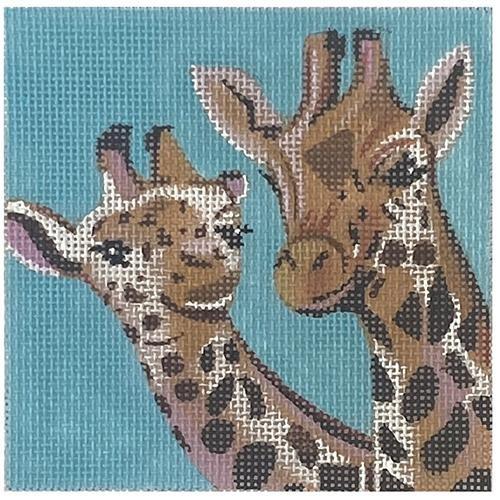 Two Giraffes IN231