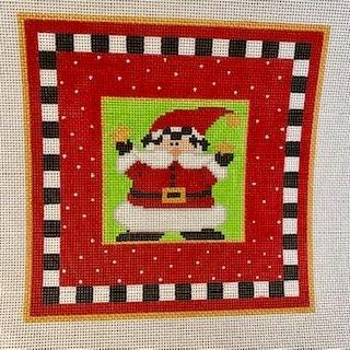 6194 Happy Santa