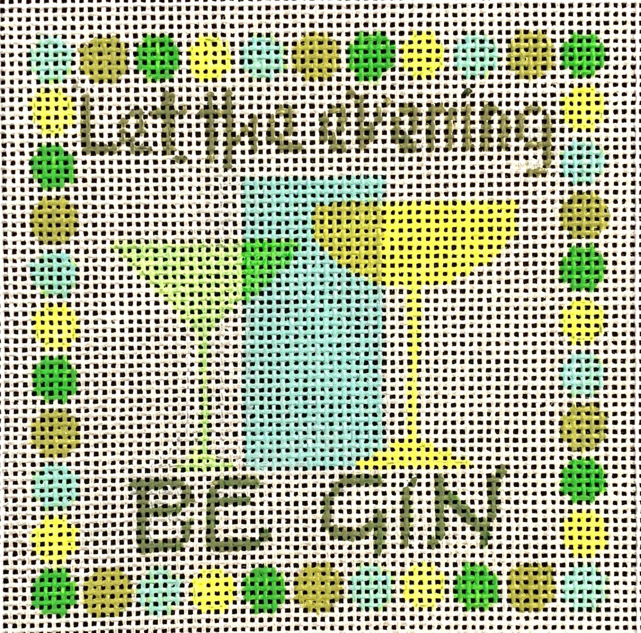 C-25 Let the Evening Be Gin