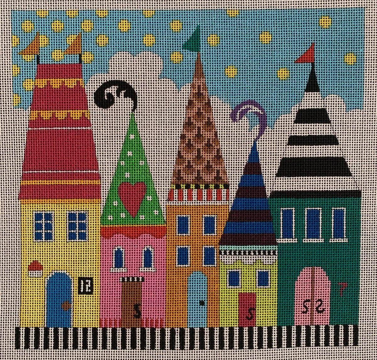 Whimsy Houses MC435