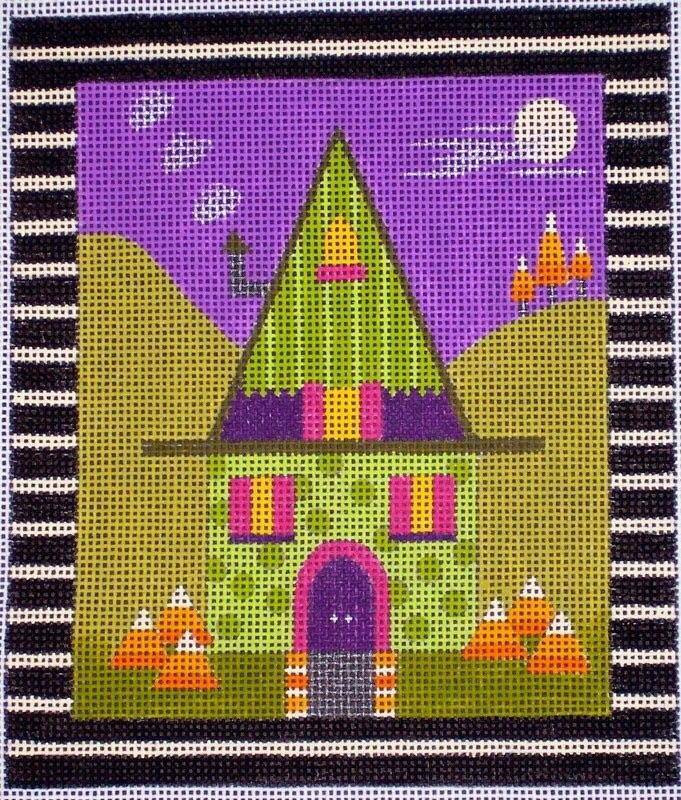 Witch Hat House HW132