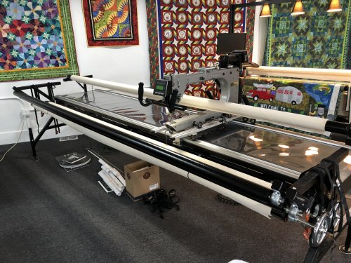 Used Quilting Machines See What We Have Available