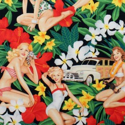 Aloha Girls 6627 A