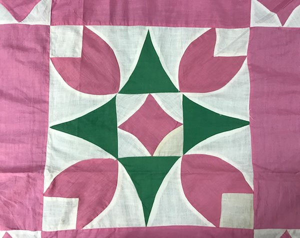 Quilting Design Contest - Antique Debbie Quilt