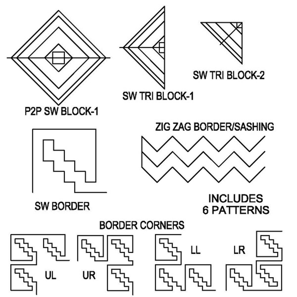 JBDG Arizona Block and Border package