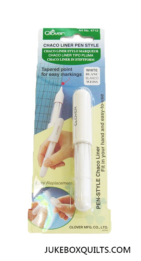 Chaco Liner Pen Style White