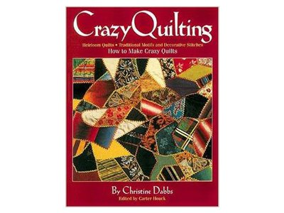 Crazy Quilting By Christine Dab