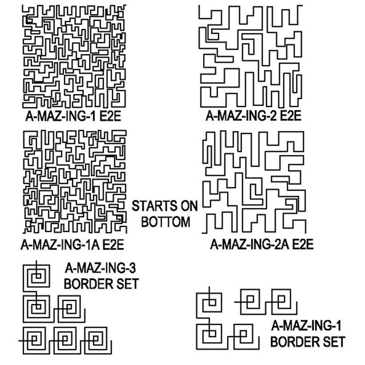 JBDG A-Maze-ING package
