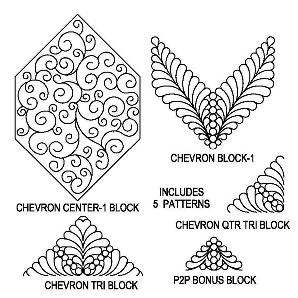 JBDG Chevron Feather package
