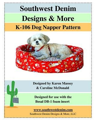 Dog Napper Dog Bed Pattern