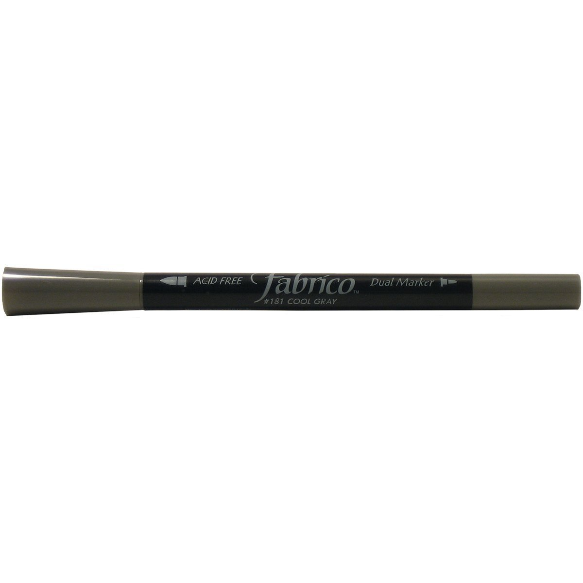 181 Cool Gray - Fabrico Dual Tip Marker