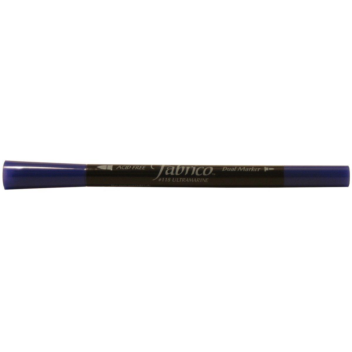 118 Ultramarine - Fabrico Dual Tip Marker