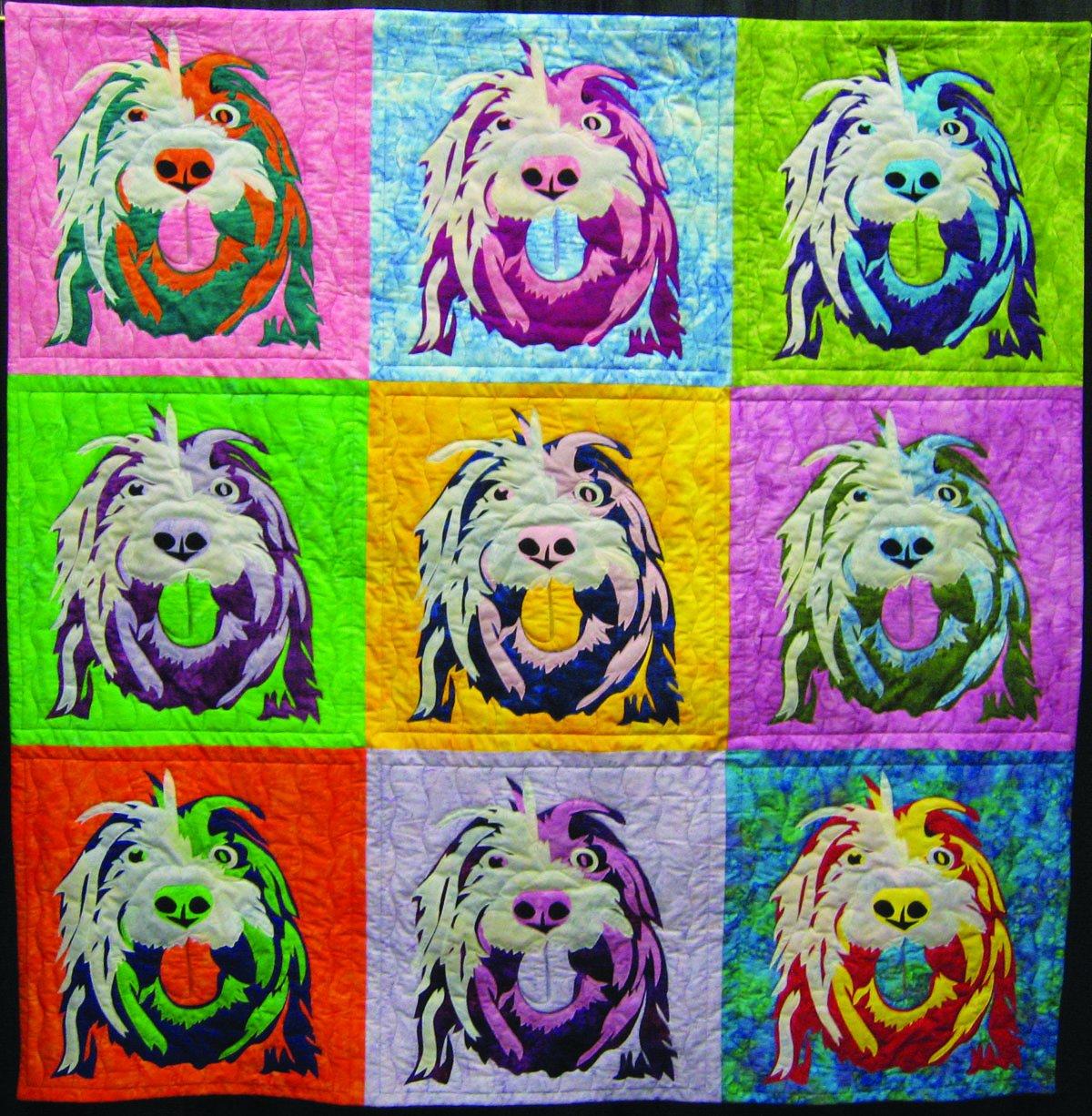 Pattern - Woof Meets Warhol