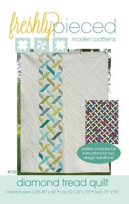 Diamond Tread Quilt