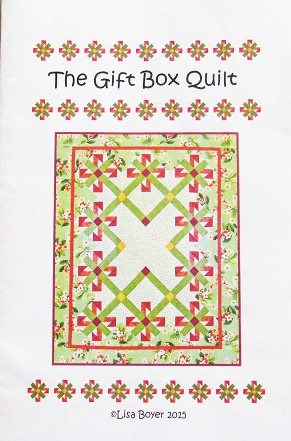 The Gift Box Quilt