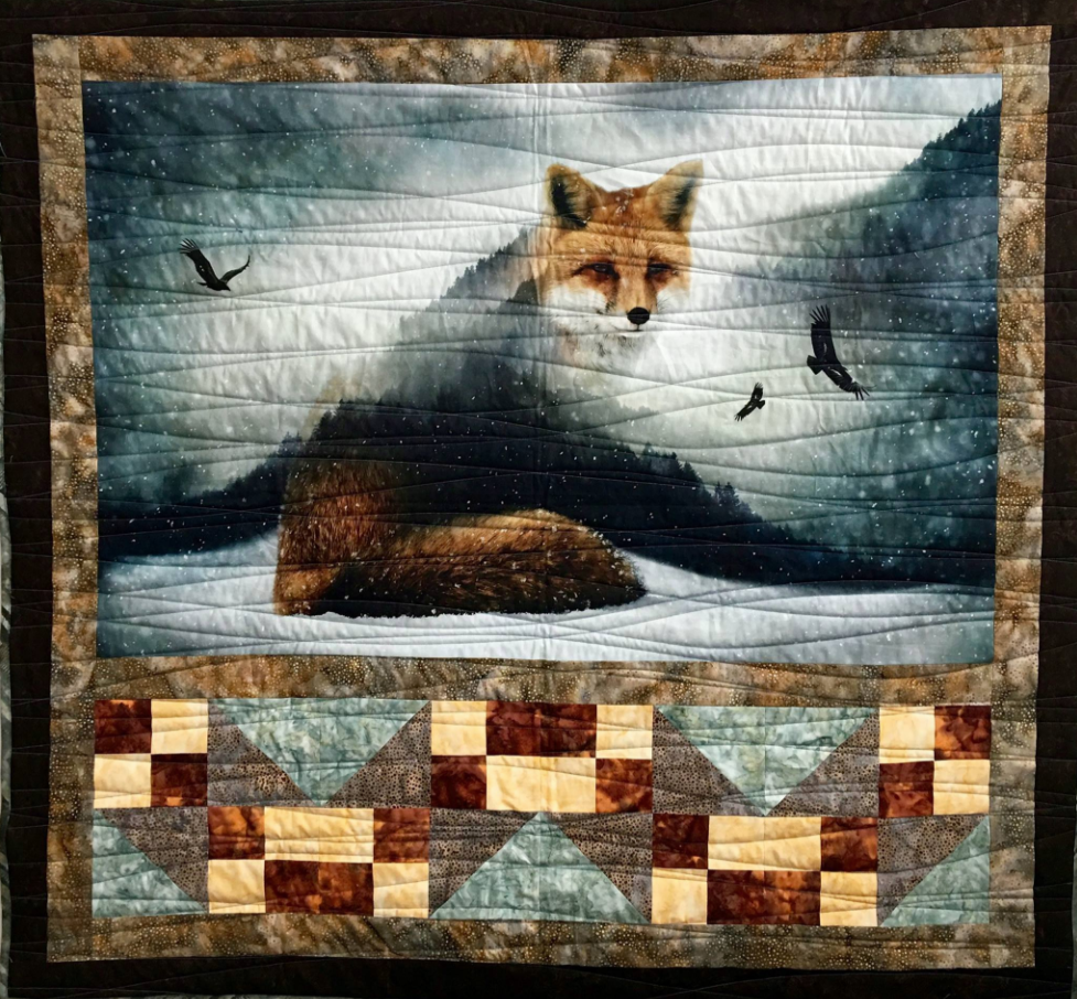 Call of the Wild Fox- Kit