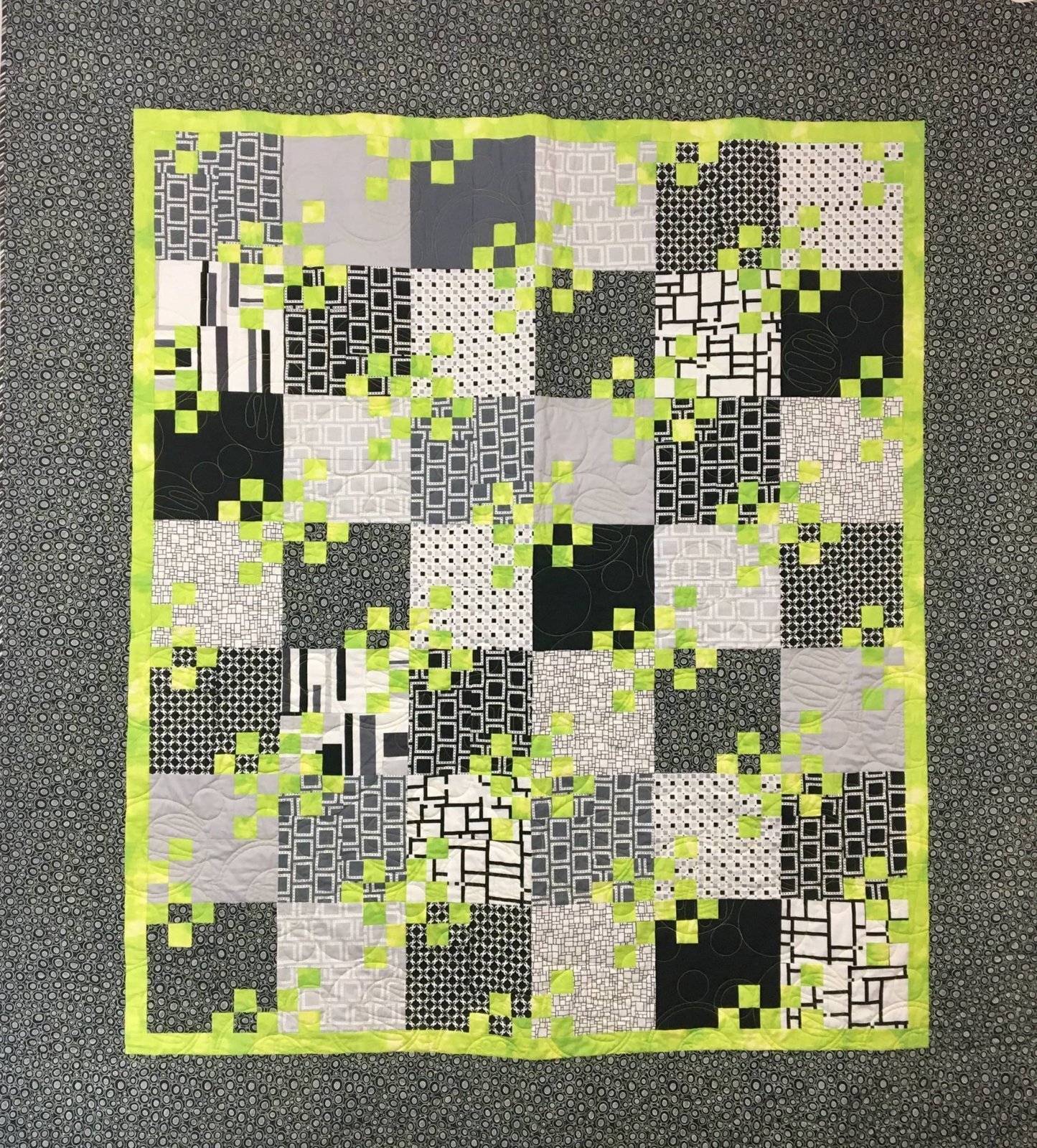 Hot Shot Quilt Kit