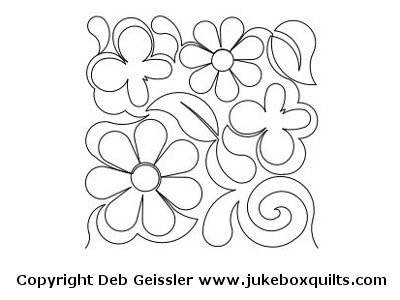 JBDG B-Fly Flower swirls-3 E2E