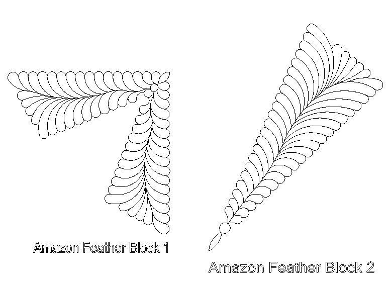 JBDG Custom Amazon Feather pkg