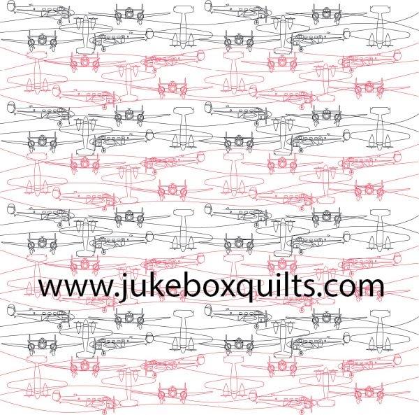 JBKGA Flight trimmable