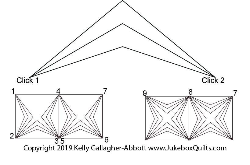 JBKGA Triple Pointed P2P