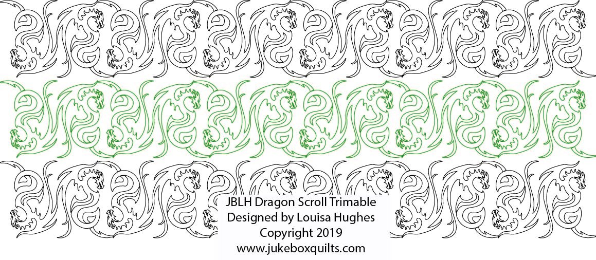 JBLH Dragon Trimmable