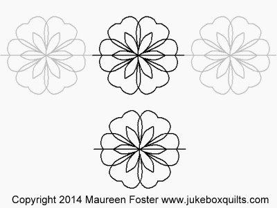 JBMF Hexie Blossom P2P