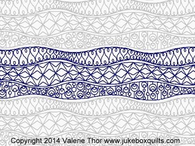JBVT Tangled Waves pattern 2