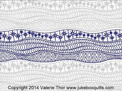 JBVT Tangled Waves pattern 3