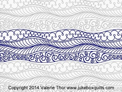 JBVT Tangled Waves pattern 5