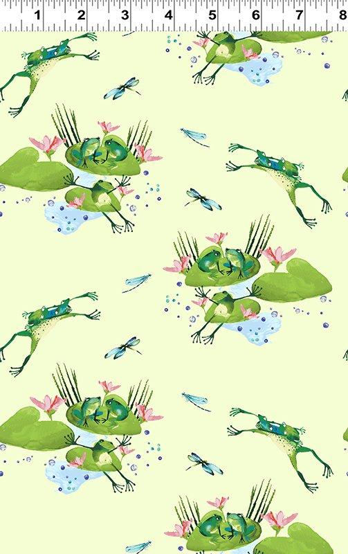 Lakeside Fun Frogs
