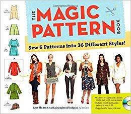 Magic Pattern Book Wp 17162