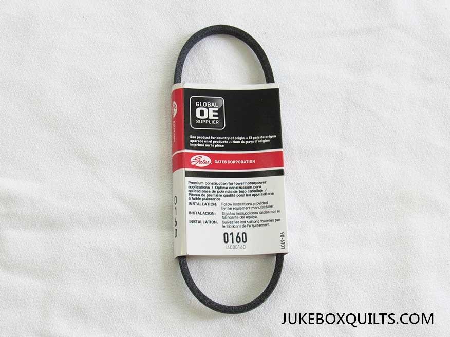 Motor Belt - Size 16