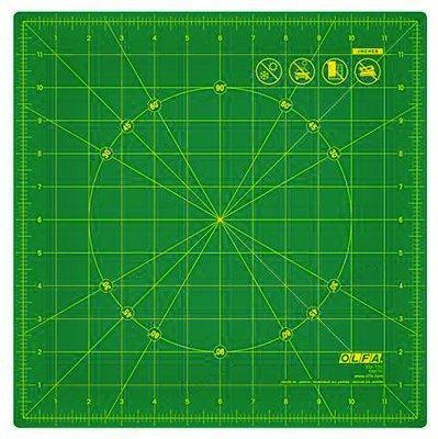 12 Inch Rotating Cutting Mat