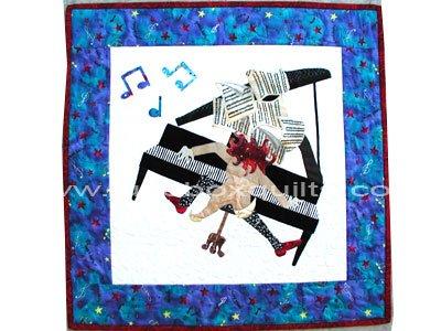 Pattern - Jazz Attack 'Piano Boogie'