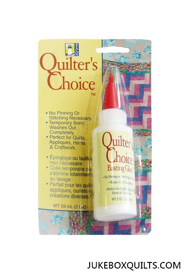 Quilter's Choice Basting Glue 2 oz