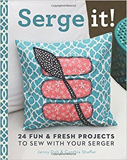 Serge It 24 Fun Projects Book