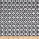 Basically Low Typewriter Keys