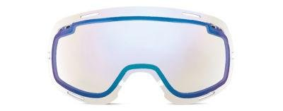 Zeal Sky Blue Mirror Replacement Goggle Lens
