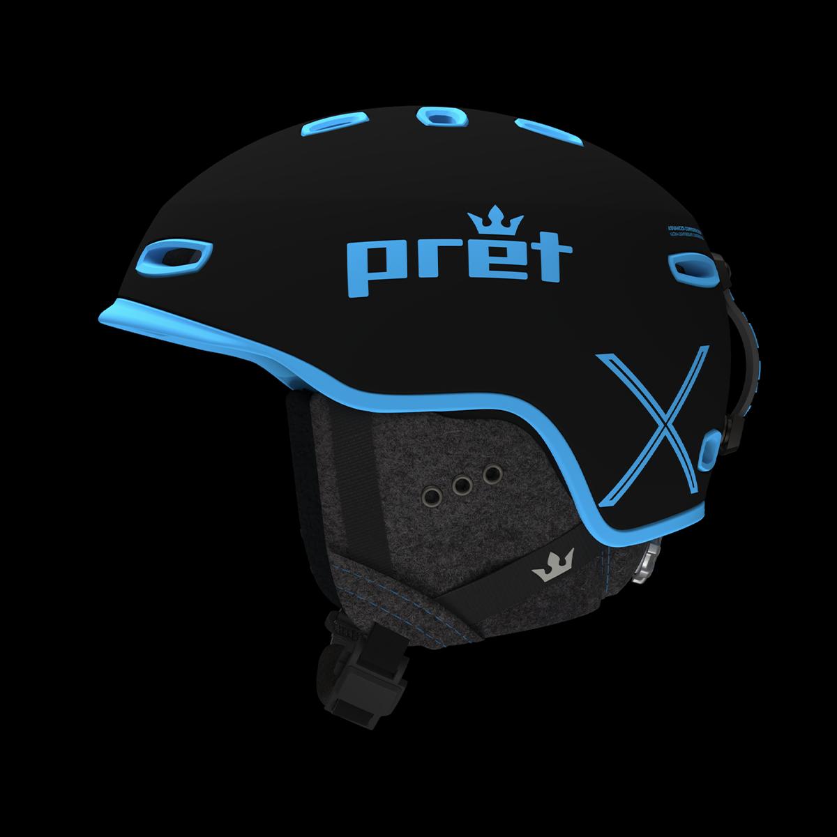 Pret Ripper X2 Helmets