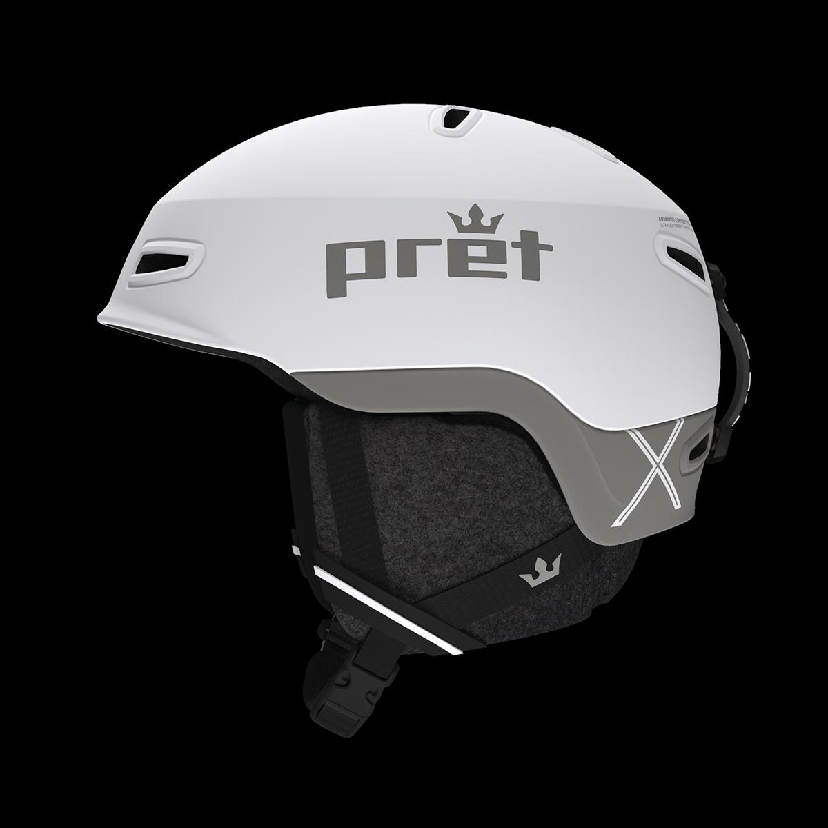 Pret Moxie X Helmets