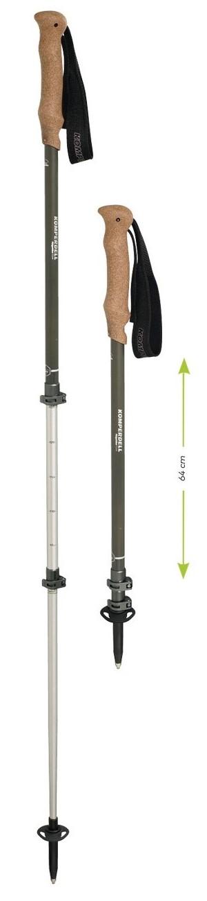 Komperdell Ridgehiker Cork Powerlock Vario Poles