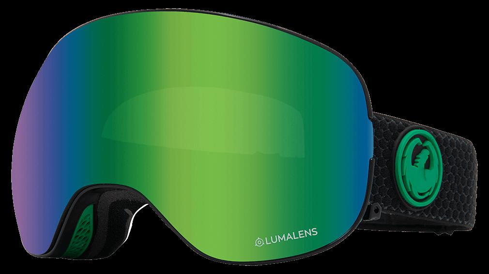 Dragon X2 Goggles with Bonus Lens