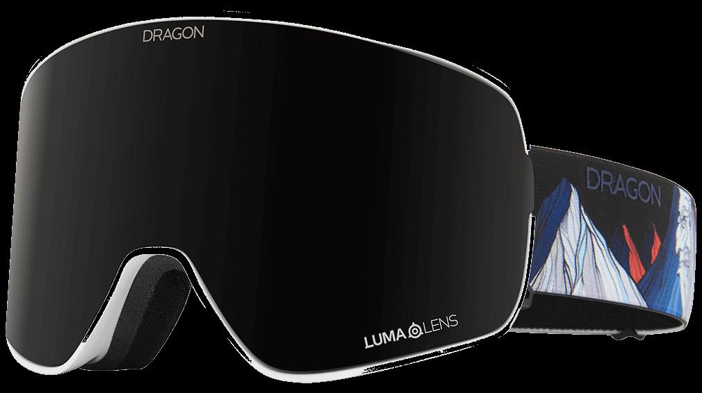 Dragon NFX2 Goggles with Bonus Lens