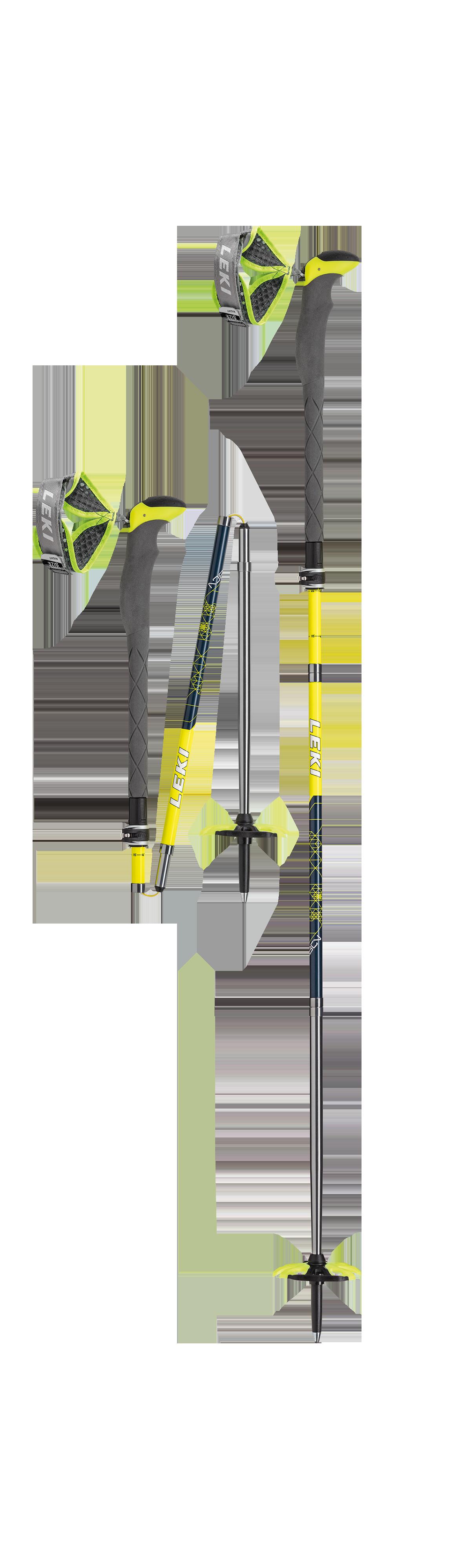 LEKI Guide Extreme V Poles
