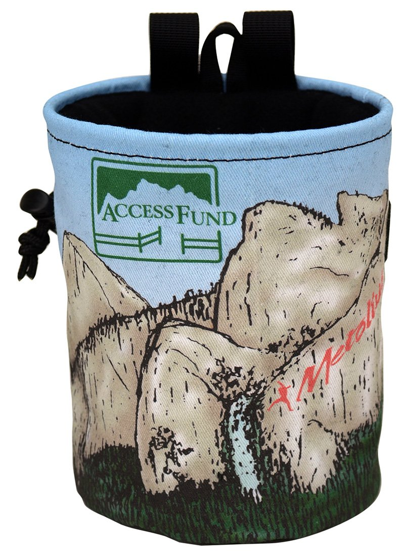 Metolius Access Fund Competition Chalk Bag
