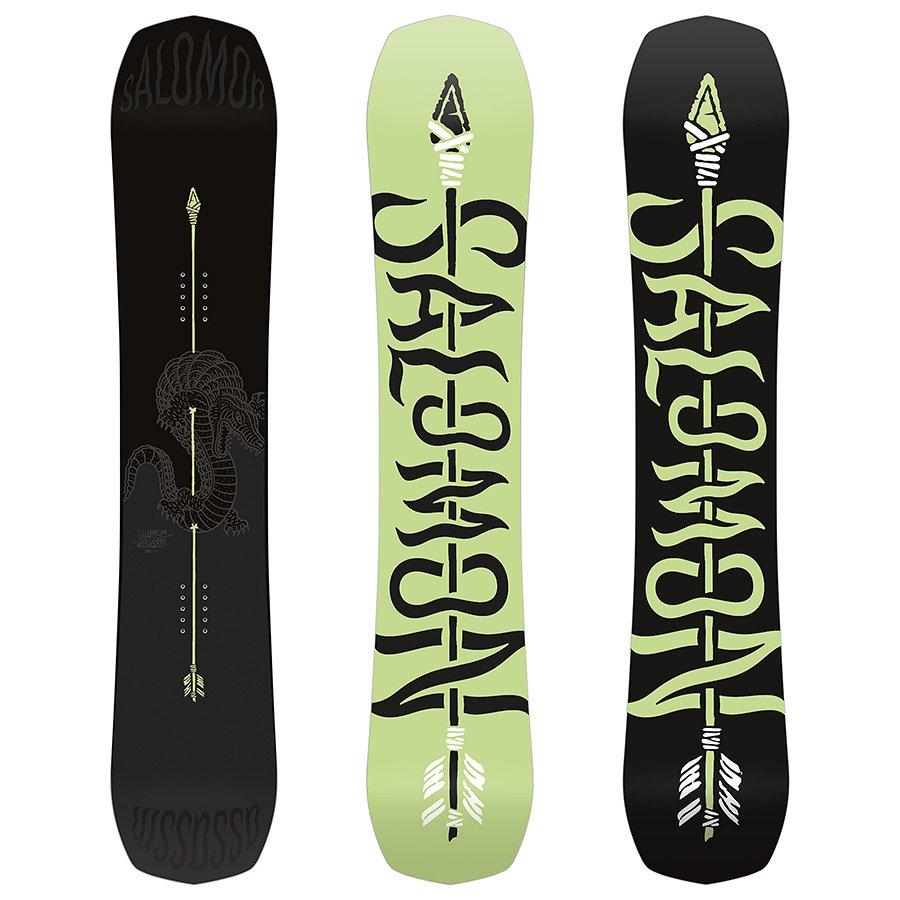 Salomon Assassin Pro Snowboard 2020